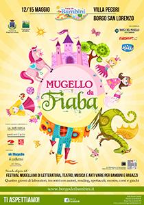 """A Villa Pecori dal 12 al 15 Maggio """"Mugello da Fiaba"""""""