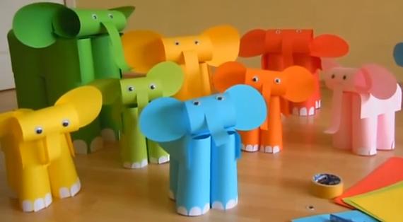 come-fare-animali-carta-elefanti